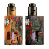 ALEADER FUNKY SQUONK RESIN - ORANGE RESIN