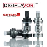 DIGIFLAVOR SIREN-2 GTA TANK 24mm MTL - GUNMETAL EDITION