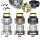 IJOY CAPTAIN ELITE RTA - GUNMETAL EDITION