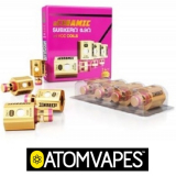 Atom gCeramic VCC/OCC Coils 0,9ohm Subtank NANO / MINI / PLUS / NEBOX (1ks)