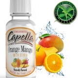1,5ml Capella Concentrate - Orange Mango with Stevia ( pomaranč,mango,stevia )