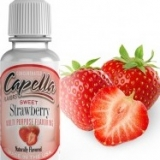 13ml Capella Concentrate - SWEET STRAWBERRY ( jahoda )