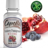 1,5ml Capella Concentrate - Blueberry Pomegranate with Stevia (čučoriedka,gr.jab
