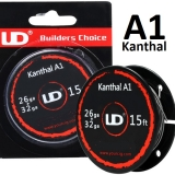 UD-YOUDE Kanthal-A1 priemer 0,16Ø/68,2Ω 1m