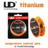 UD-YOUDE  Titanium wire 0,40Ø (28AWG) 1m
