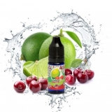 10ml RETRO JUICE - LIME & CHERRY (EXP:12/2018)