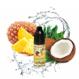 10ml RETRO JUICE - PINEAPPLE & COCONUT (EXP:12/2018)