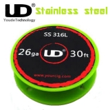 UD-YOUDE Stainless Steel wire 316L 0.50Ø (24AWG) 9,14m