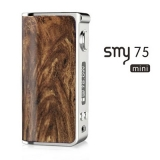 SMY 75W Mini TC Box Mod - WOOD EDITION
