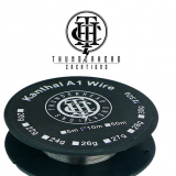 THUNDERHEAD COIL BOX - Creations  SS 316 Wire 0.4mm/26ga (10m/bal)
