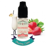 10ml VDLV CIRCUS - Strawberry Colada ( jahodový drink )
