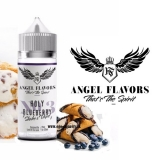 20/120ml PACK - ANGEL FLAVORS EGOIST - HOLLY BLUEBERRY ( Čučoriedky s canolli )