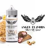 20/120ml PACK - ANGEL FLAVORS EGOIST - HOLLY PEANUT ( Arašidové maslo s canoli )