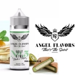 20/120ml PACK - ANGEL FLAVORS EGOIST - HOLLY KIWI ( Kiwi s canolli )