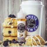 50/60ml BARISTA BREW - CINNAMON GLAZED BLUEBERRY SCONE