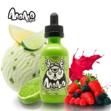 50/60ml MOMO LIQUID - LIME-BERRY  (EXP:6/2019)