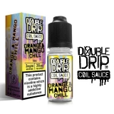 10ml DOUBLE DRIP - Orange & Mango Chill - 3mg
