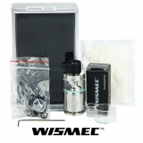 WISMEC CYLIN RTA - SINGLE COIL TANK - STAINLESS STEEL EDITION