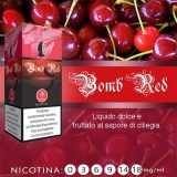 10ml LOP BOMB RED - 3mg ( Ovocný liquid )
