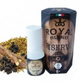 10ml ROYAL BLEND - TABACCO RISERVA - 9mg ( 4,5mg v detaile )