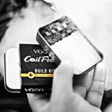 VGOD CoilFeenz Build Kit With 4 Fused Clapton Coils PACK KIT