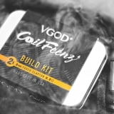 VGOD CoilFeenz Build Kit With 2 Fused Clapton Coils PACK KIT