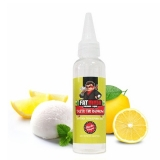 50ml FAT NINJA 0mg  SHAKE & VAPE - TASTE The RAINBOW ( Citrónový Sorbet ) )