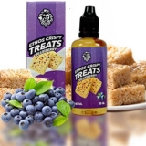 50/60ml ETHOS VAPORS - CRISPY TREAT BLUEBERRY (EXP:5/2020)