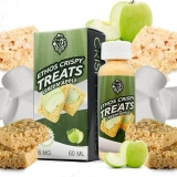 50ml ETHOS VAPORS (Shake&Vape) - CRISPY TREAT GREEN APPLE
