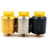DRUGA 24mm RDA CLON 810 GOON - STEEL EDITION