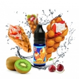 10ml BIG MOUTH T-A-S-T-Y - BUBBLE WAFFLE
