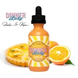 50/60ml DINNER LADY - ORANGE TART ORANGE