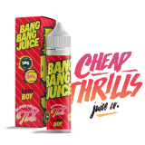 50/60ml BANG BANG JUICE - LADY BOY