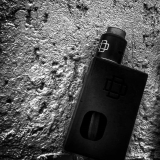 AUGVAPE DRUGA 22 SQUONKER FULL KIT - MATT BLACK EDITION
