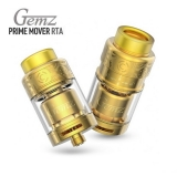 GEMZ PRIME MOVER RTA ATOMIZER - GOLD EDITION