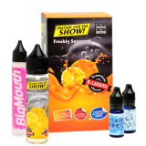 50/60ml PREPARE FOR THE SHOW SHAKE & VAPE - FRESHLY SQUEEZED TONIC