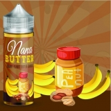 100/120ml VOOP JUICE by BUTTABEER - NANA BUTTER (EXP:10/2020)