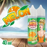 40/60ml JACKS VAPE ( SHAKE & VAPE) - MELON EDITION