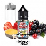 30ml EMPIRE BREW + 60ml GORILLA STYLE FLAŠKA - STRAW+BLUEBERRY CUSTARD