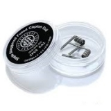 4ks THUNDERHEAD - STAGGERED STAPLE NI80 COIL - 0,20ohm