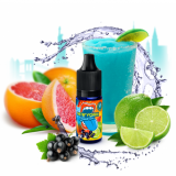 10ml BIG MOUTH - NEW YORK BLUE TEA