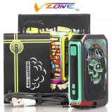 VZONE GRAFFITI 220W TC MOD - GUN METAL EDITION ( HW BOARD 1.0 CHIP )