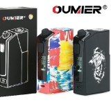 OUMIER FLASH VT-1 222W TC BOX MOD ( VERZIE V DETAILE )