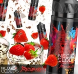 10ml NEO CLOUDS CODE + 100ml GORILLA flaša - STRACCIABERRYS