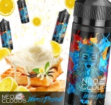 10ml NEO CLOUDS CODE + 100ml GORILLA flaša - WAFFLE DELIGHT