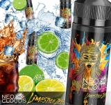 10ml NEO CLOUDS CODE + 100ml GORILLA flaša - LIMESTYLE ZERO