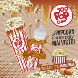 50/60ml TOO POP CORN - CARAMEL SALTED POPKORN