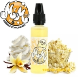 30ml Mr & Mme + 120ml flaška - POPCORN CUSTARD