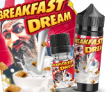 10ml/100ml VAPING APES + 100ml GORILLA flaša - BREAKFAST DREAM