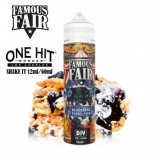 12/60ml ONE HIT WONDER - BLUEBERRY FUNNEL CAKE